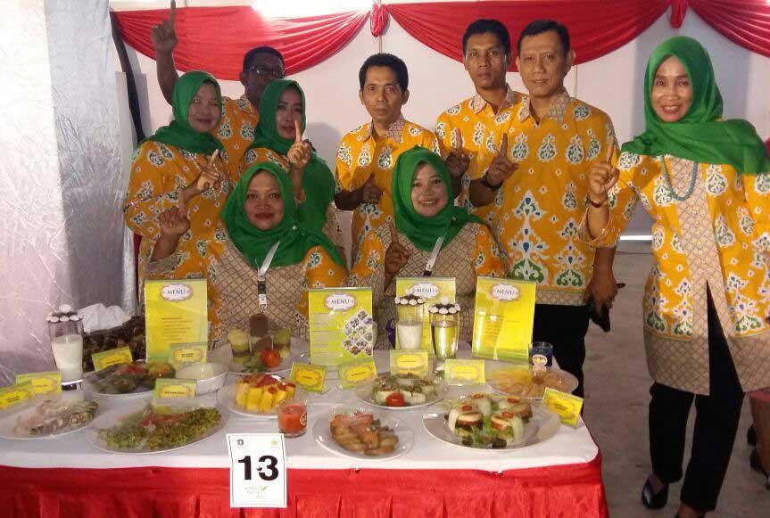 Tim PKK INHIL Wakili Riau di LCM Tk. Nasional