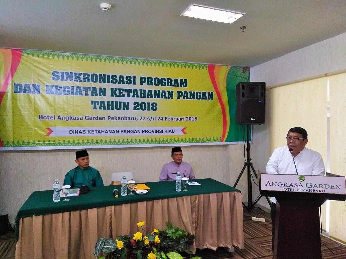 Sinkronisasi Program dan Kegiatan APBN 2018